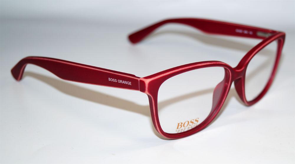 HUGO BOSS ORANGE Brillenfassung Eyeglasses Frame BO 0207 9DW | eBay