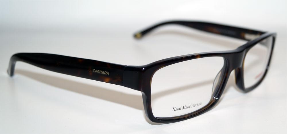 CARRERA Brillenfassung Brillengestell Eyeglasses Frame CA 6203 D28 Gr.55 gSEFze