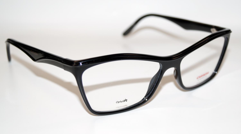 CARRERA Brillenfassung Brillengestell Eyeglasses Frame CA 6203 D28 Gr.55