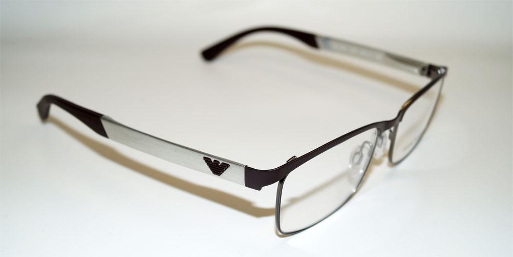 EMPORIO ARMANI Brillenfassung Brillengestell Eyeglasses Frame EA 1057 3161 Gr.52