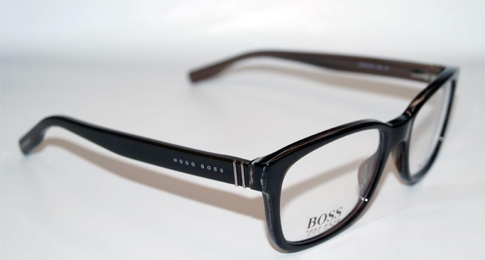 HUGO BOSS Brillenfassung Brillengestell Eyeglasses Frame BOSS 0464 SH8
