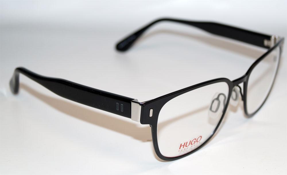 HUGO BOSS Brillenfassung Brillengestell Eyeglasses Frame HUGO 0127 1OG