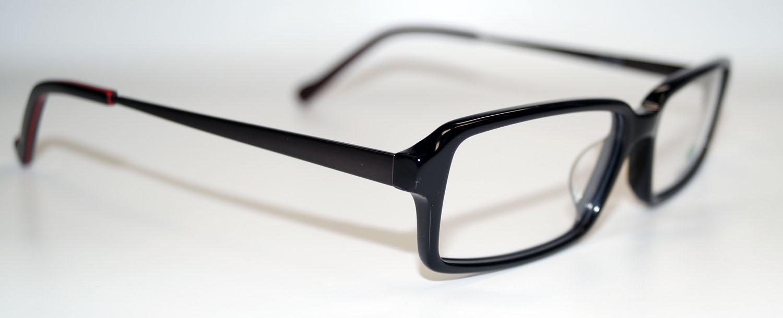 LACOSTE Brillenfassung Brillengestell Eyeglasses Frame L2626 001 Gr.52