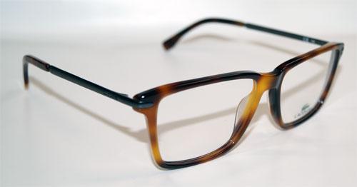 LACOSTE Brillenfassung Brillengestell Eyeglasses Frame L2719 214 Gr.52