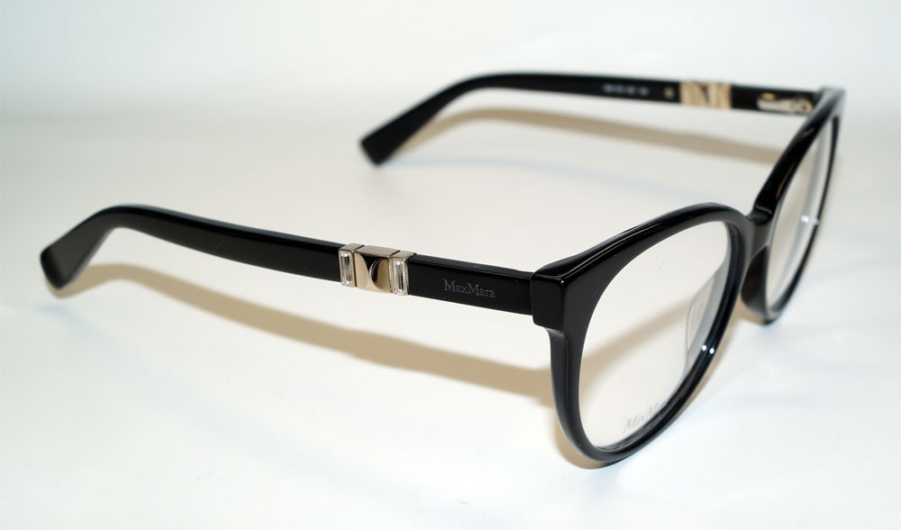 MAX MARA Brillenfassung Brillengestell Eyeglasses Frame MM 1310 807