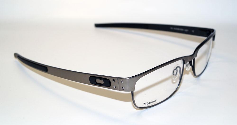 Oakley Montura de Gafas Moldura Gafas Lentes Frame Ox 5038 03 Metal ...