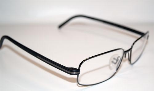 PORSCHE Brillenfassung Brillengestell Eyeglasses Frame P8125 E E87