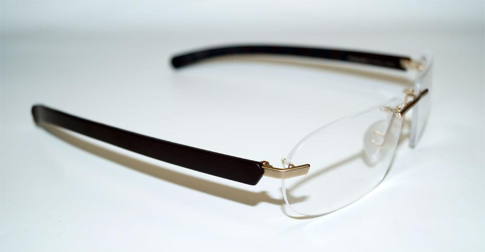 PORSCHE Brillenfassung Brillengestell Eyeglasses Frame P8202 C E87