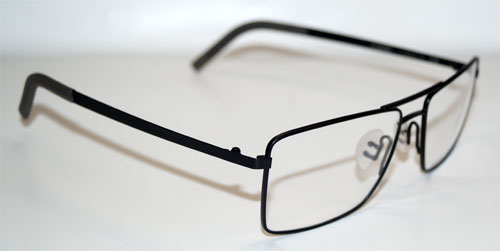 PORSCHE Brillenfassung Brillengestell Eyeglasses Frame P8281 A E87
