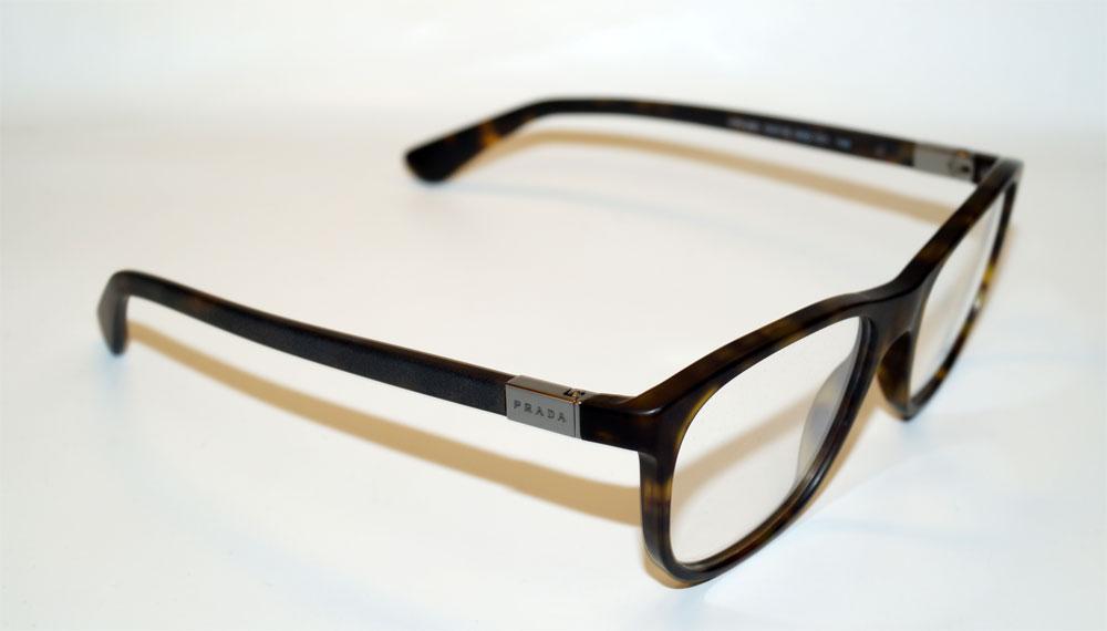 PRADA Brillenfassung Brillengestell Eyeglasses Frame 0PR 29SV HAQ1O1