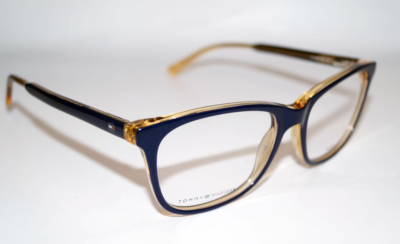 TOMMY HILFIGER Brillenfassung Brillengestell Eyeglasses TH 1234 1IM