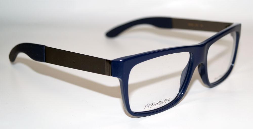 YVES SAINT LAURENT Brillenfassung Brillengestell Eyeglasses YSL 2348 RH1