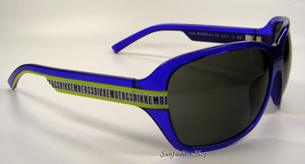 BIKKEMBERGS Sonnenbrille Sunglasses BK 596 02