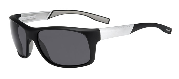 HUGO BOSS BLACK Sonnenbrille Sunglasses BOSS 0568 MZA TD Polarized