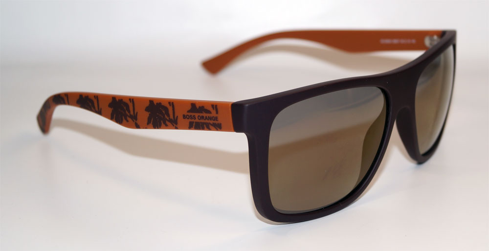 BOSS ORANGE Sonnenbrille Sunglasses BO 0253 Q83 BRW