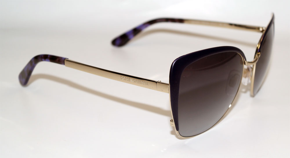 DOLCE & GABBANA Sonnenbrille Sunglasses DG 2143 1253 8G