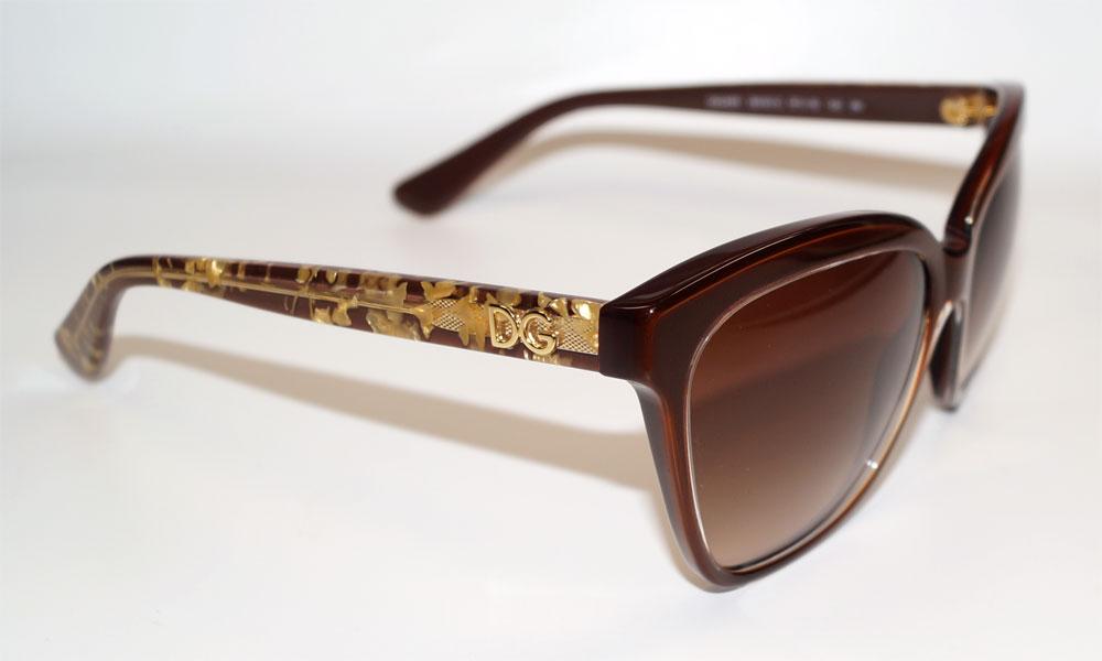 DOLCE & GABBANA Sonnenbrille Sunglasses DG 4251 2918 13