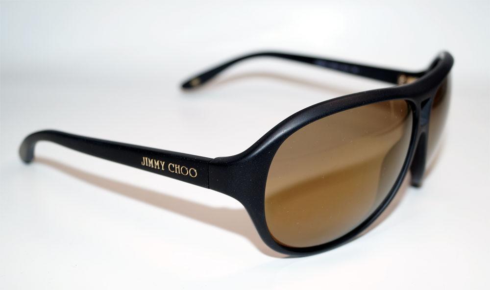 JIMMY CHOO Sonnenbrille Sunglasses AMBER QHC VP