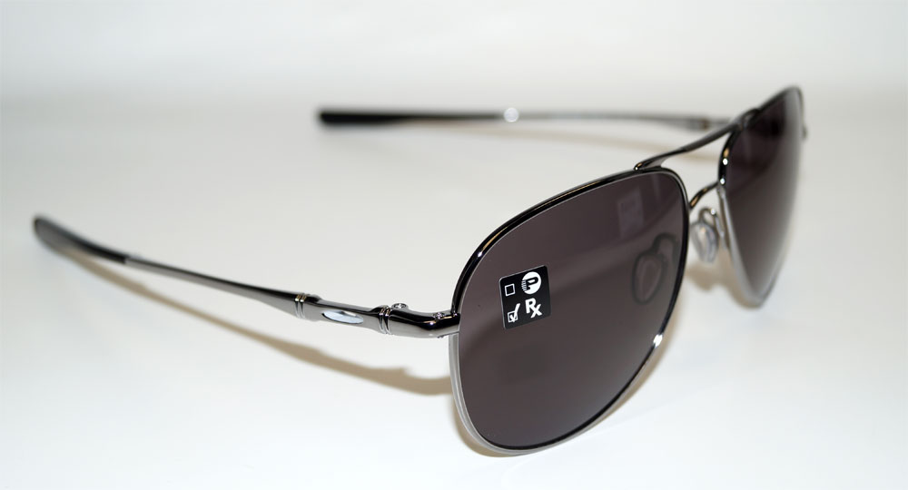 OAKLEY Sonnenbrille Sunglasses OO 4119 01 ELMONT M