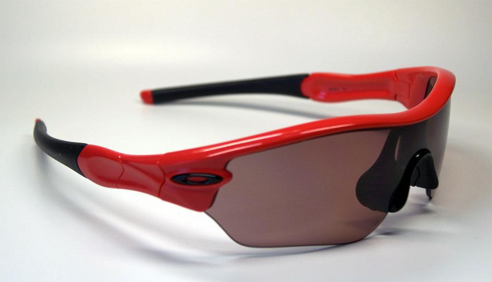 OAKLEY Sonnenbrille Sunglasses OO 9184 01 Radar Edge Polarized