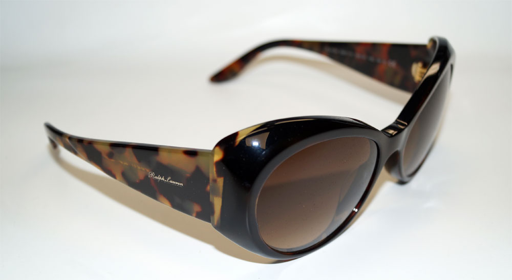 RALPH LAUREN Sonnenbrille Sunglasses RL 8189 558713 The Tortoise Collection