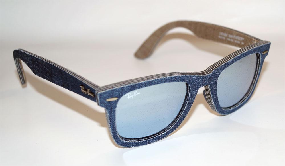 RAY BAN Sonnenbrille Sunglasses RB 2140 1194 30 WAYFARER