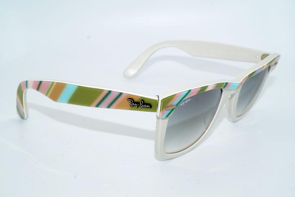 RAY BAN Sonnenbrille Sunglasses RB 2143 102432 Größe 50 Wayfarer