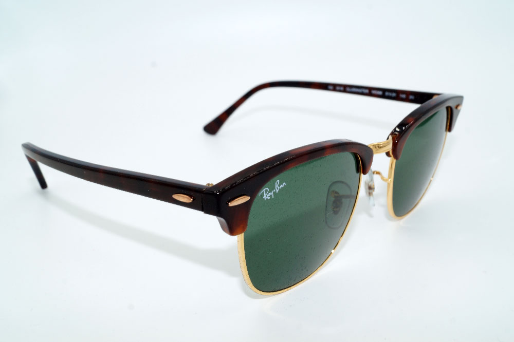 RAY BAN Sonnenbrille Sunglasses RB 3016 W0366 Gr.51 Clubmaster