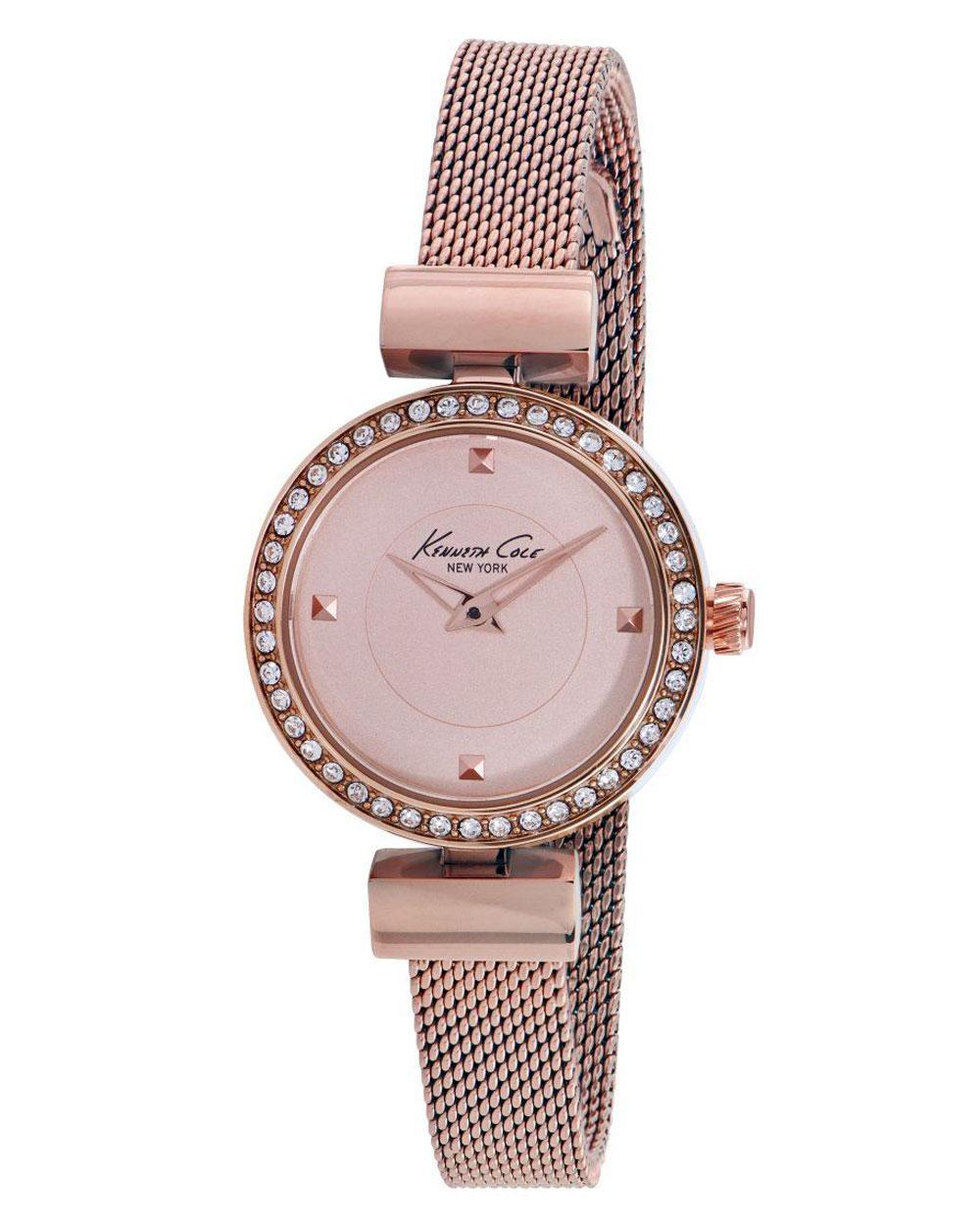 Kenneth Cole KC 10022304 - Damenuhr - Ladies Watch - Rose Gold