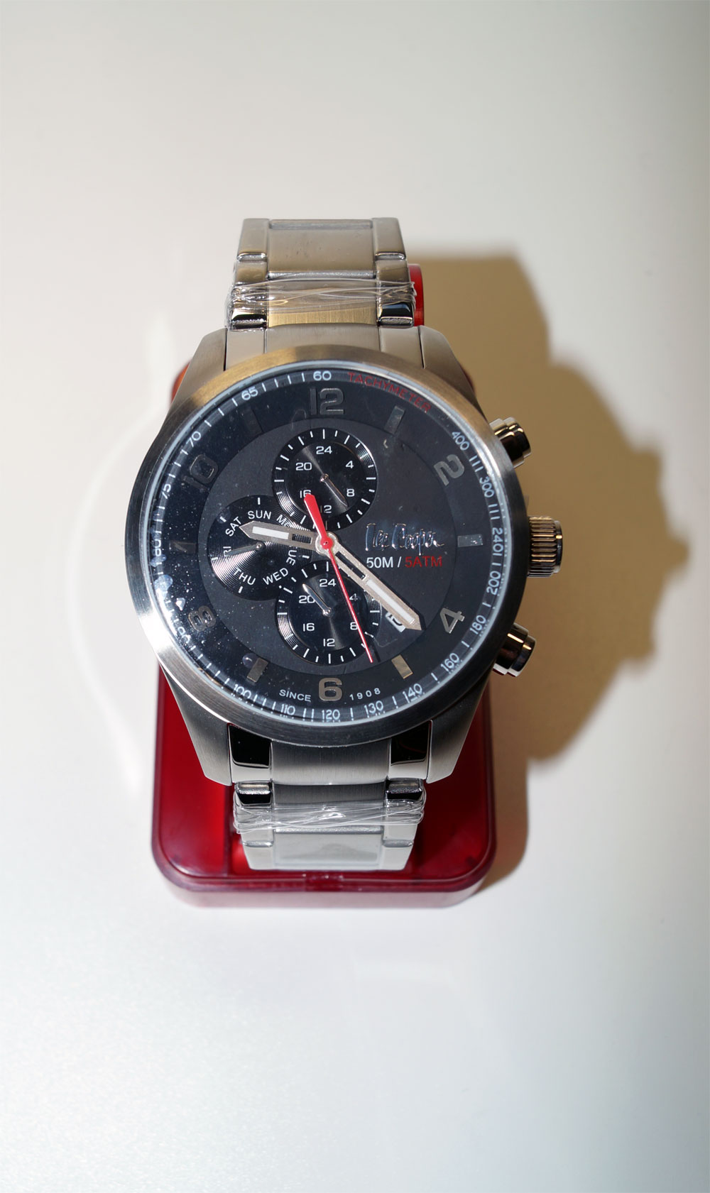 Lee Cooper LC-58G-G - Men Watch - Chronograph