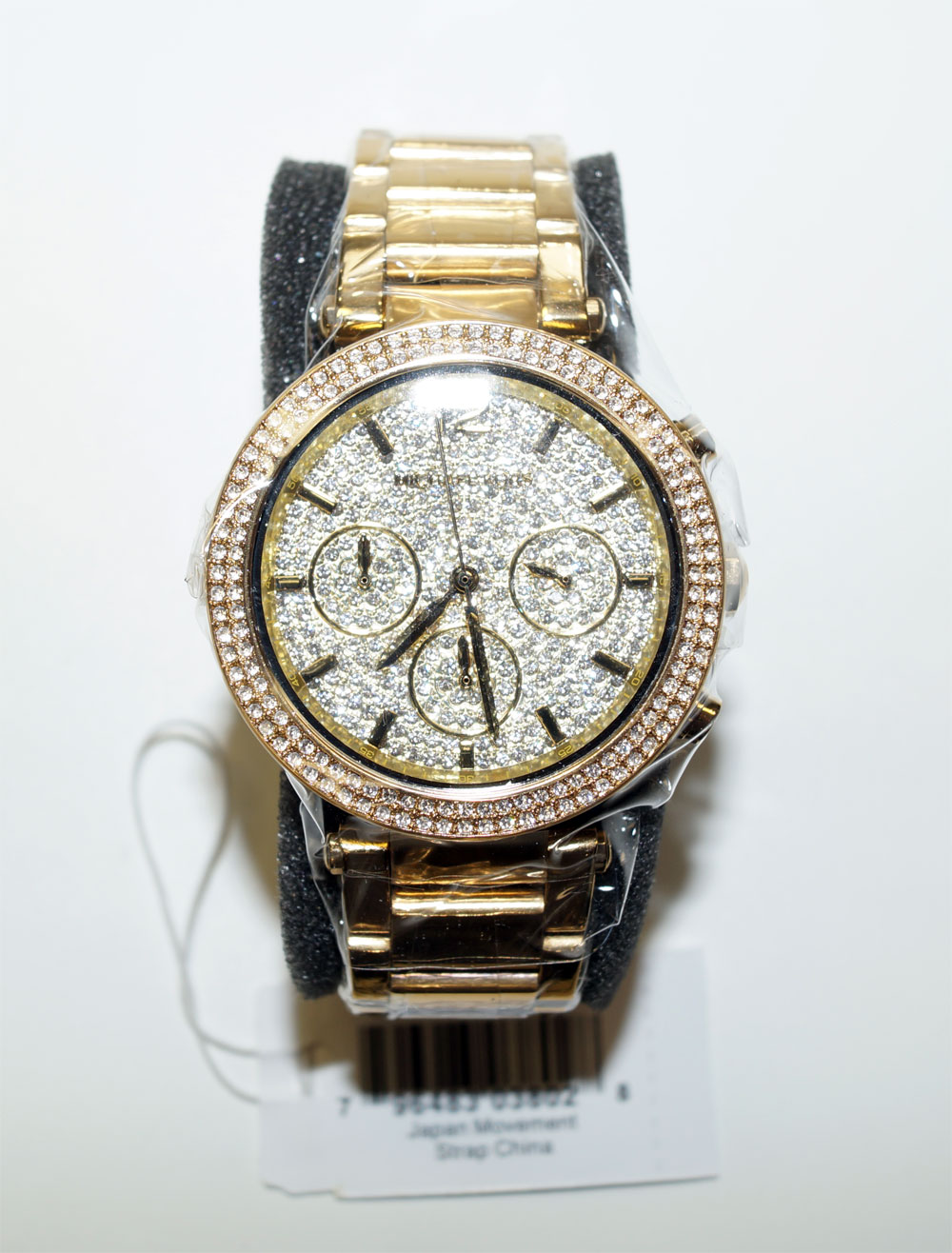 MICHAEL KORS Uhr MK5856 - Damenuhr - Ladies Watch - Rose Gold - Chronograph