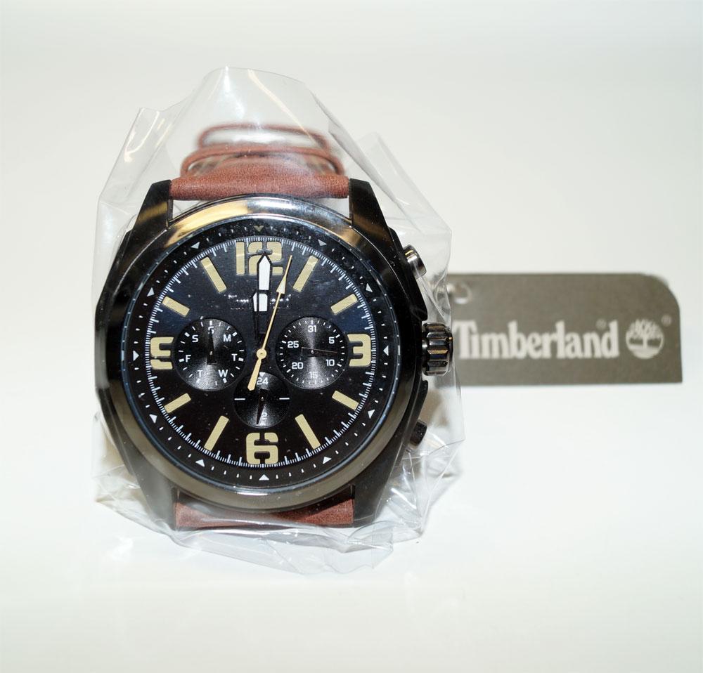 Timberland TBL 14366JSBU/02 - Herren Armbanduhr - Mens Watch Chronograph