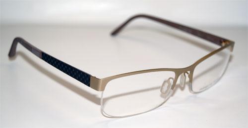 PORSCHE Brillenfassung Brillengestell Eyeglasses Frame P8242 B E87